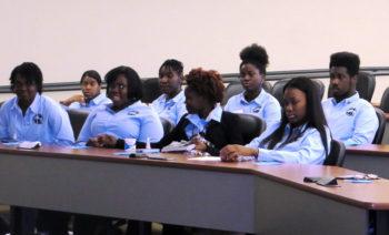 Students at Seminar