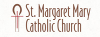 St. Margaret Mary Catholic Church Logo